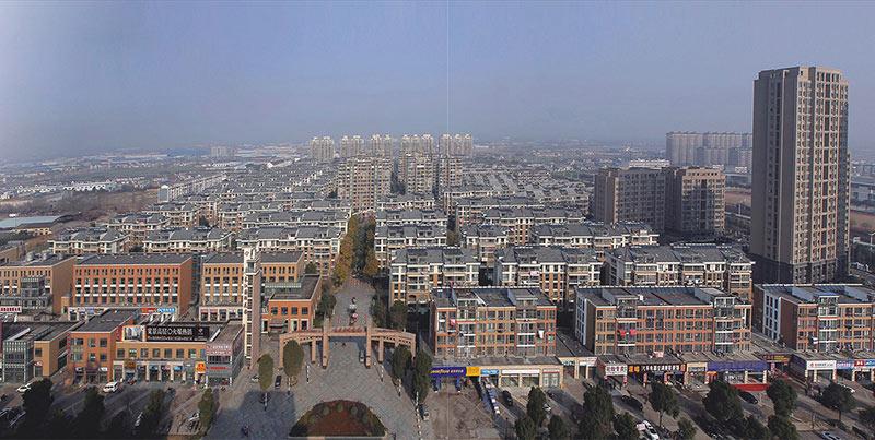 江都长江国际花园