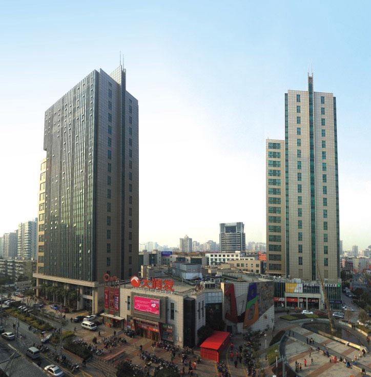 上海嘉利商业广场