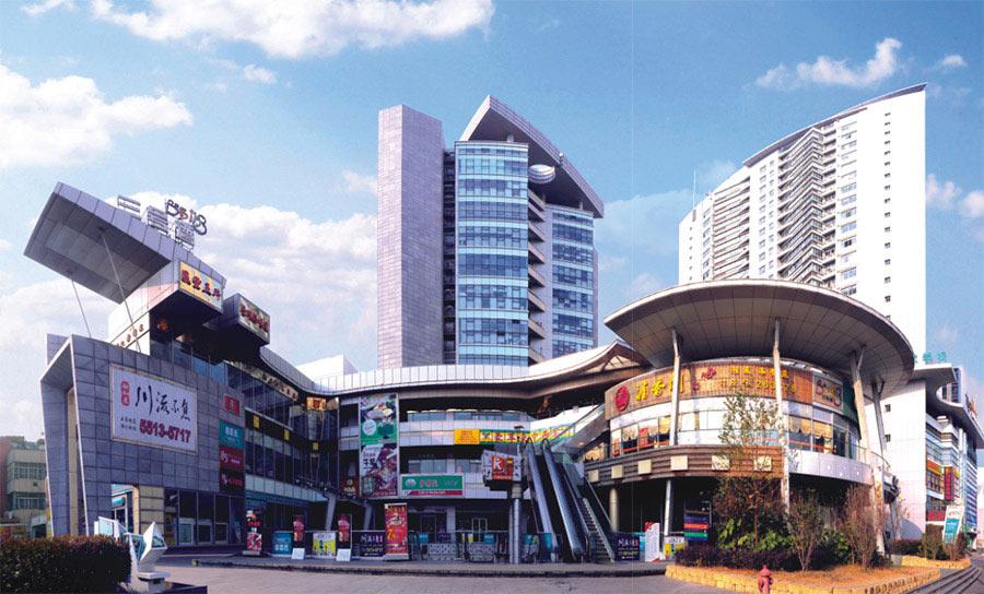 上海科技孵化楼